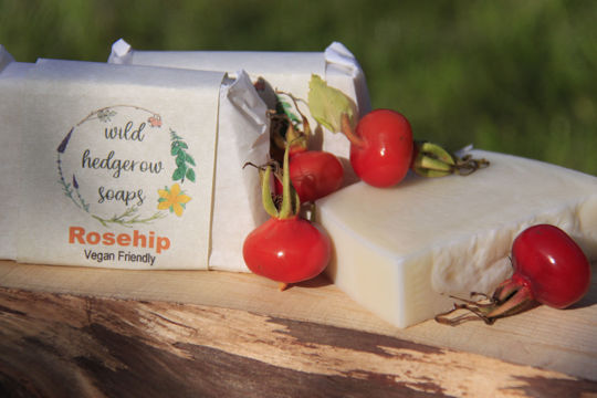Picture of Wild Hedgerow Soaps